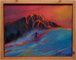 Diamond Head Surfer (Red)