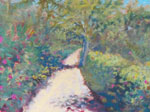Painting: Hibiscus Beach Path