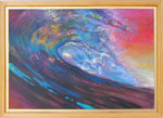 Painting: Lite Center Wave