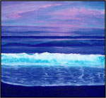 Painting: Phosphorus Sea